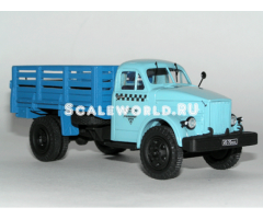 ГАЗ 51Т грузовое такси