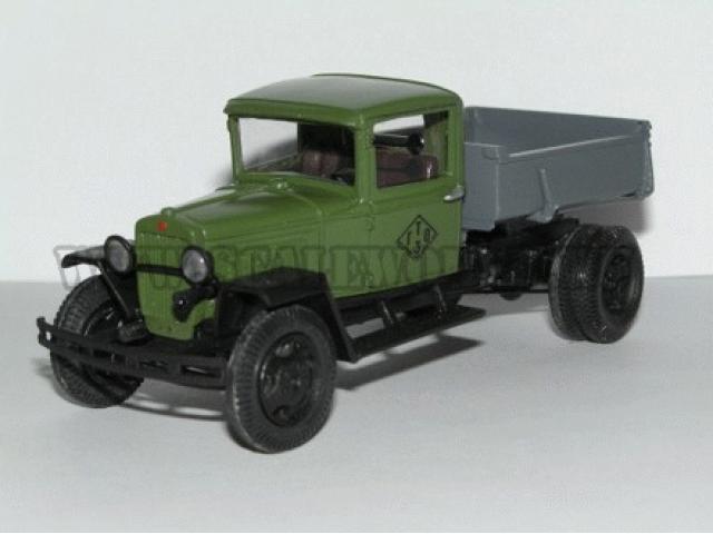 ГАЗ 410 самосвал (1941 г.)
