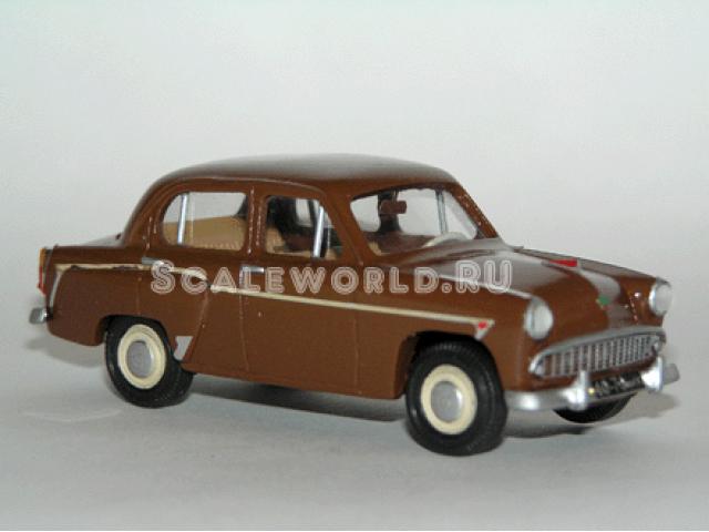 Москвич 407 (1960-61 г.)