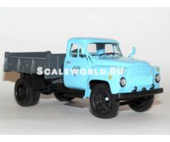 ГАЗ 3504 промышленный самосвал (1972 г.) Vector-Models