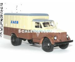 ГАЗ 51 КХА 2-57 хлебный фургон Vector-models