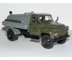 ГАЗ 52-04 АСМ-3 ассенизатор Vector-models