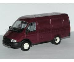 """ГАЗ 2705 """"Газель"""" 3-х местный фургон Агат-М"""