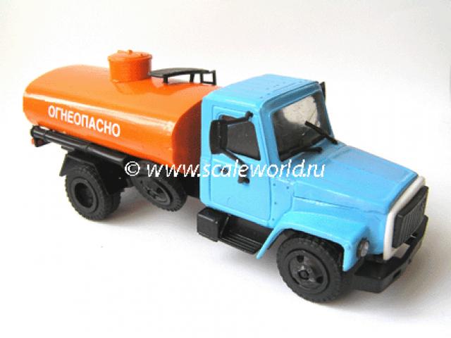 ГАЗ 3307 бензовоз Компаньон