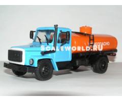 ГАЗ 3309 бензовоз Компаньон