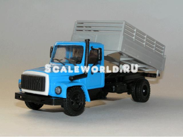 ГАЗ 3309 самосвал (высокий борт) Компаньон