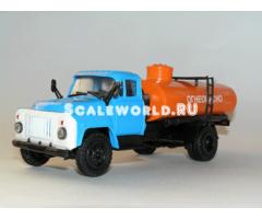 ГАЗ 53 бензовоз Компаньон