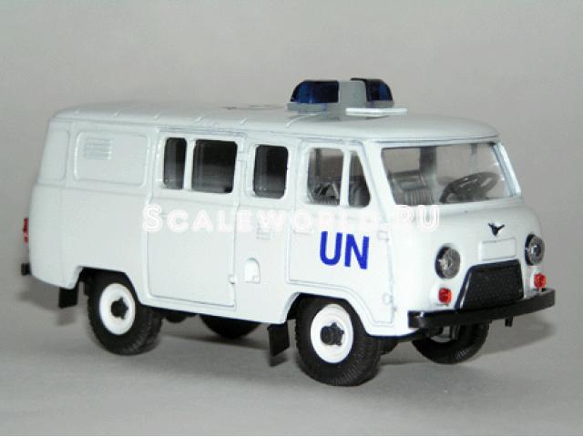 Уаз 39099 ООН (Тантал)