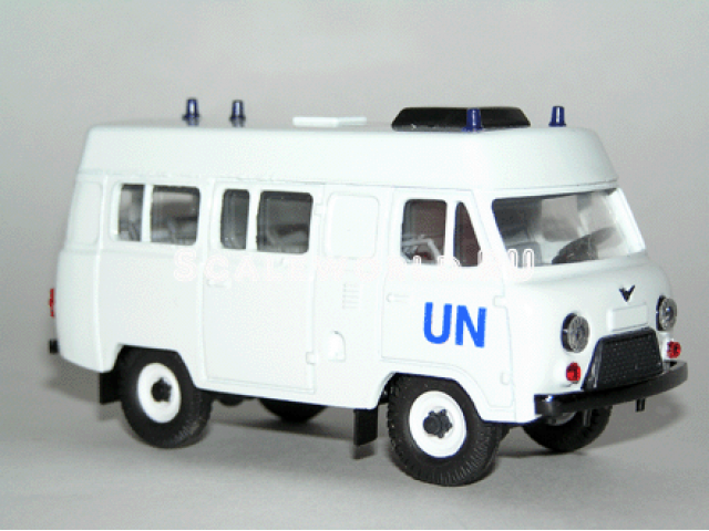 Уаз 3962 ООН (высокая крыша) (Тантал)