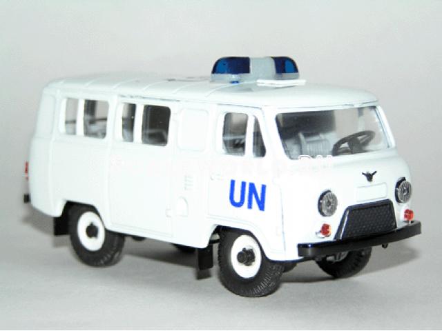Уаз 3962 ООН (Тантал)