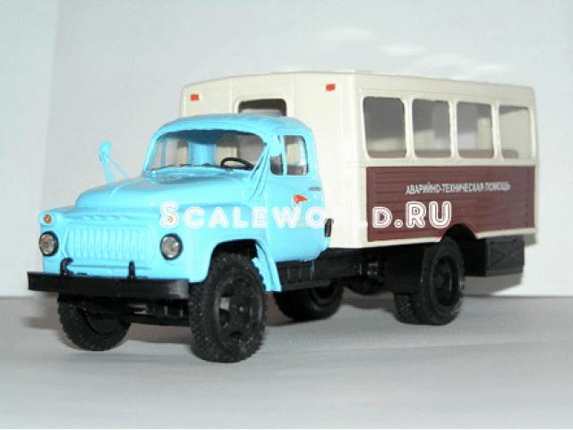 Горький 53 автобус-вахта (Херсон-моделс)