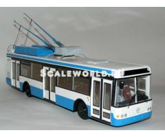 МТРЗ 5279 троллейбус 2007 г.